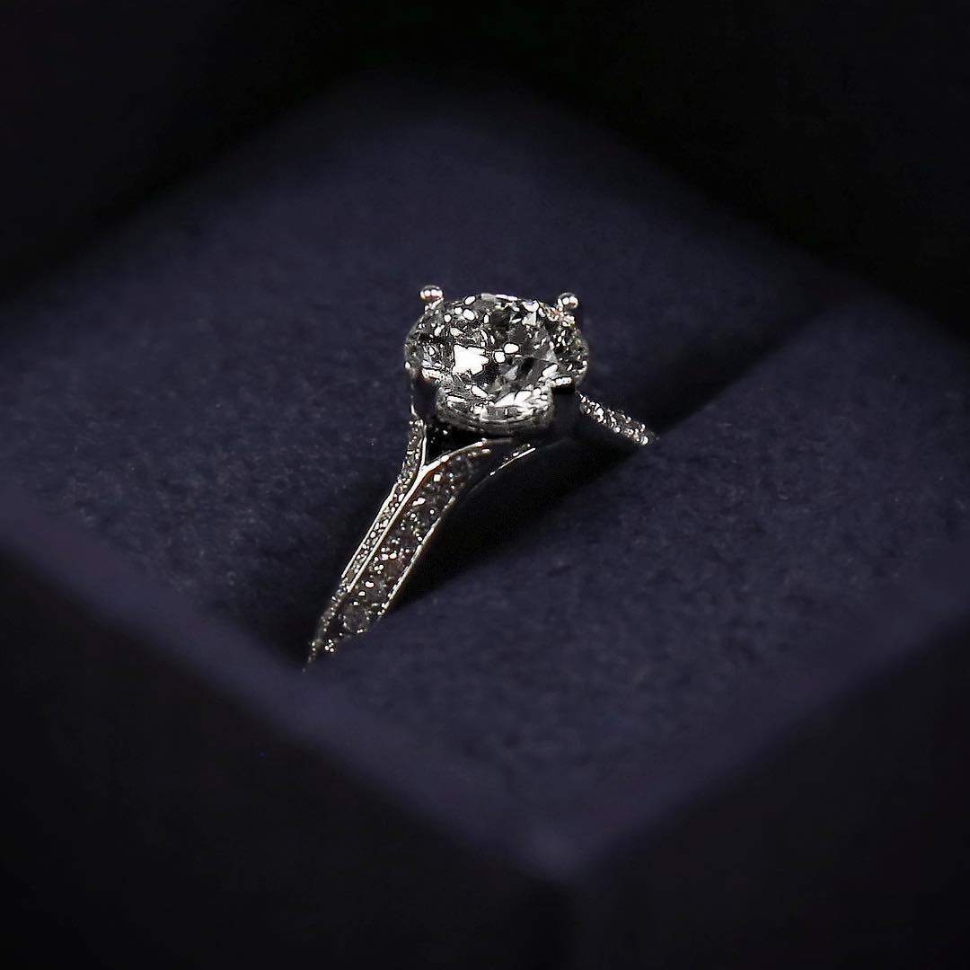 engagement rings - Engagement Rings With Wedding Bands