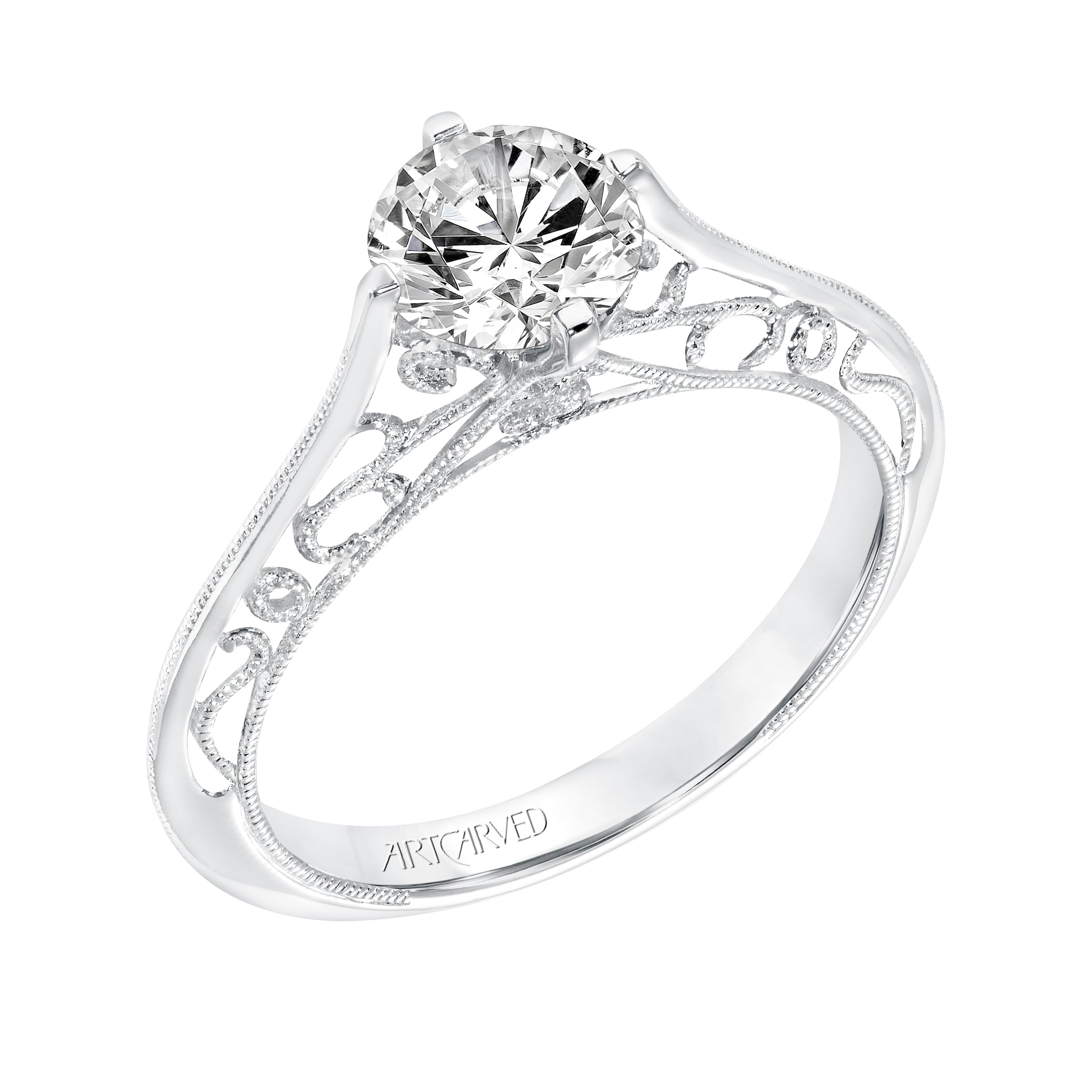 bands boutique provided stone and jewelry product platt diamond antique platinum rings