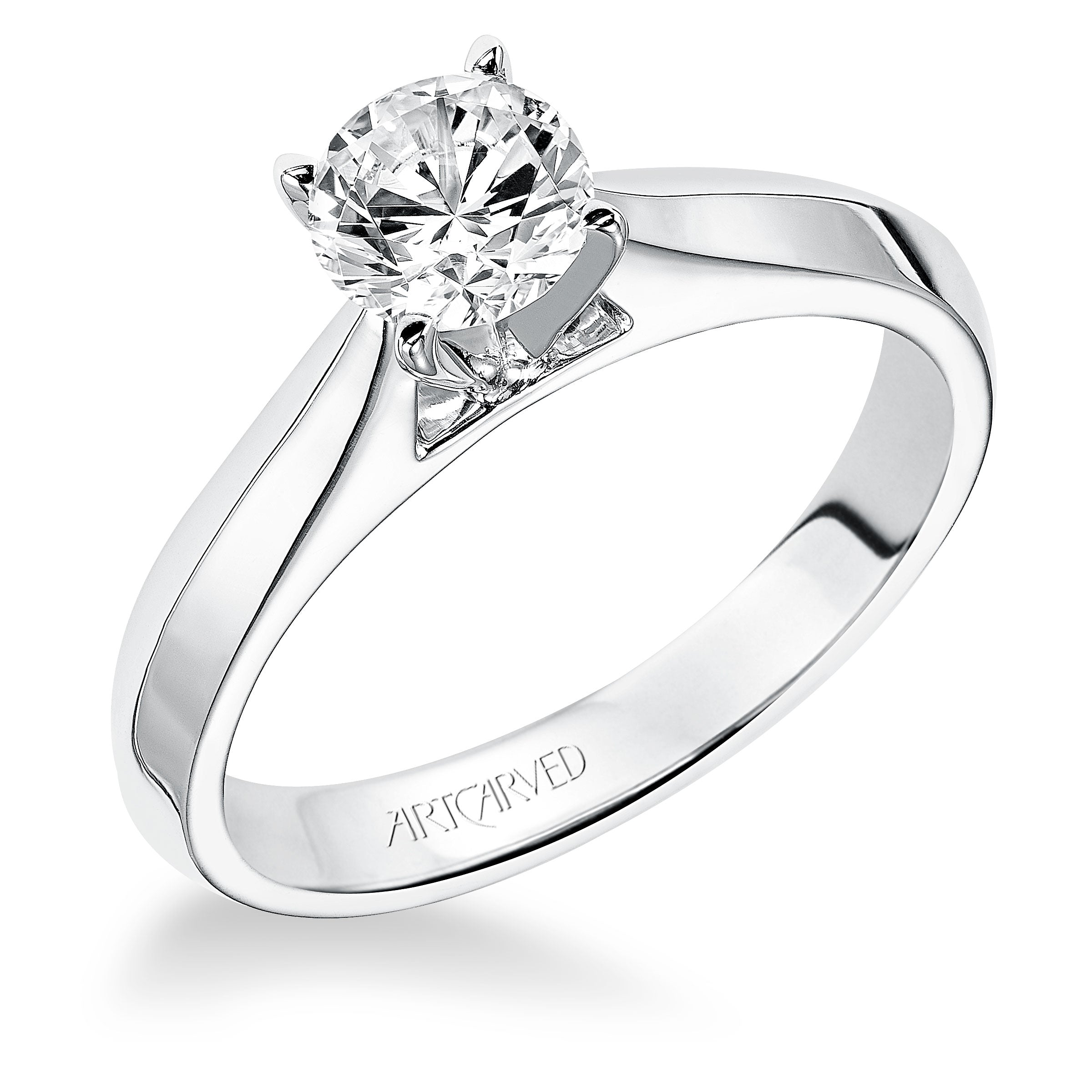 zm white to diamond zoom rings hover round kay mv cut kaystore gold wedding en solitaire ring carat