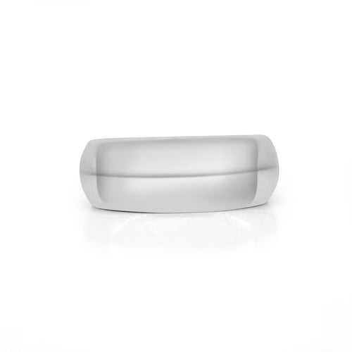 Cobalt Polished 8mm Band