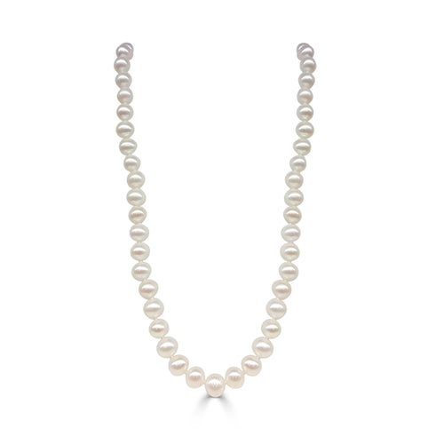 Freshwater Pearl 24in Strand Necklace