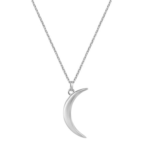 Half Moon Adjustable Pendant