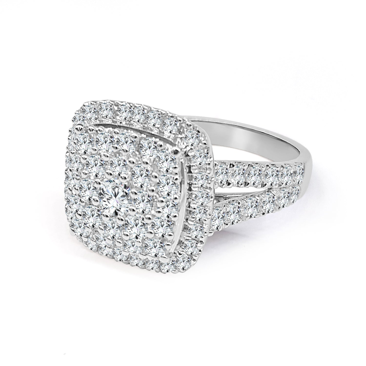 aiboulder rings band sets split com engagement pave