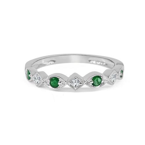 Emerald And Diamond Fancy Band