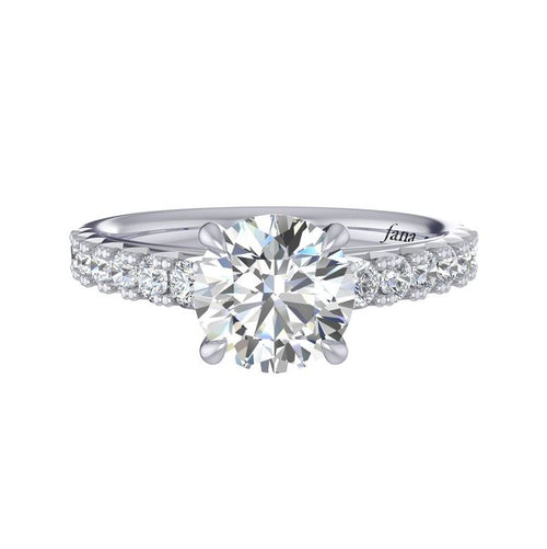 Fana Cathedral Solitaire Ring