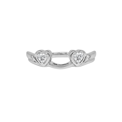 Diamond Heart Ring Enhancer