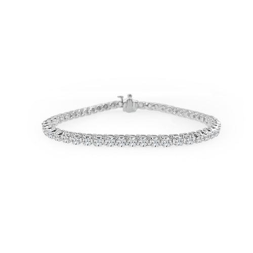 Two Carat Diamond Tennis Bracelet