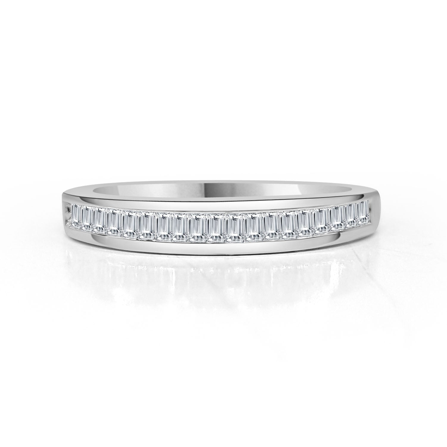 qvc band jennifer sets wedding new baguette bands anniversary ring eternity with epiphany round diamonique