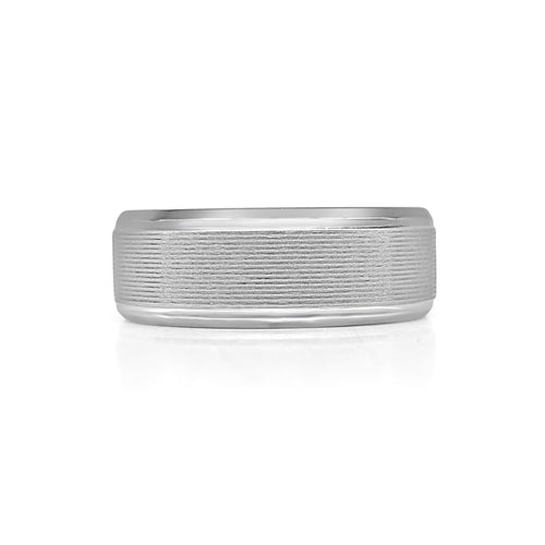 Laser Design Lined Tungsten Band