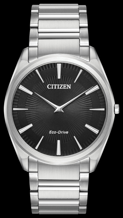 Citizen Mens Ecodrive With Stiletto Band