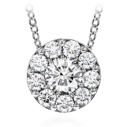 Hearts On Fire Fulfillment 050 Carat Diamond Necklace
