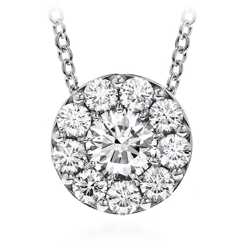 Hearts On Fire Fulfillment 0.75 Carat Diamond Necklace