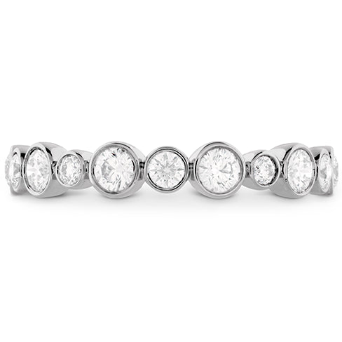Hearts On Fire Diamond Bezel Band