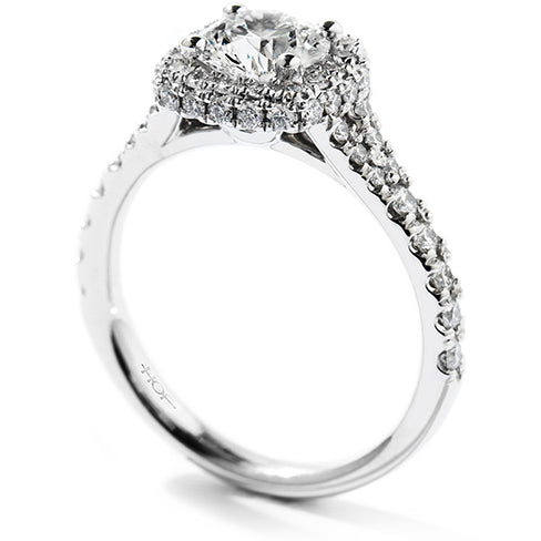 Hearts On Fire Acclaim Diamond Engagement Ring