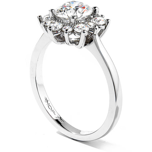 Hearts On Fire Delight Lady Di Engagement Ring