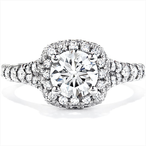 Hearts On Fire Acclaim 085 Carat Diamond Engagement Ring