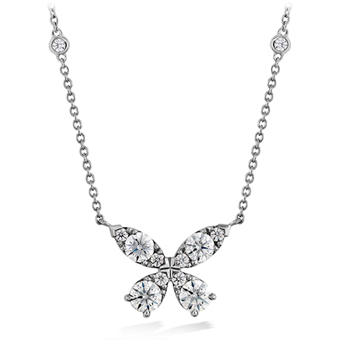 Hearts On Fire Aerial Diamond Necklace