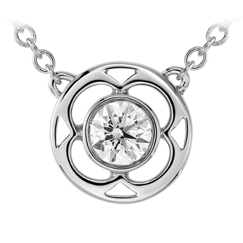 Hearts On Fire Copley Single Pendant