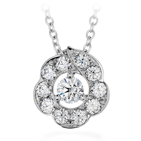 Hearts On Fire Lorelei Bloom Diamond Necklace