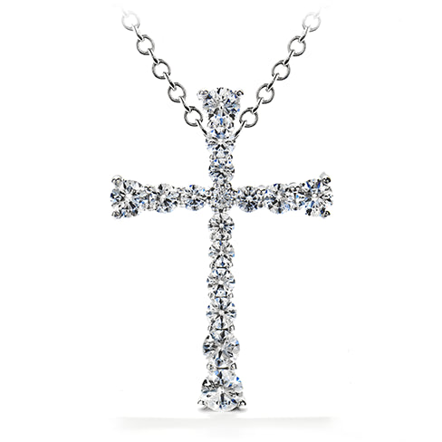 Hearts On Fire Divine Diamond Cross