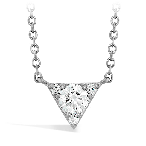 Hearts On Fire Triplicity Triangle Pendant