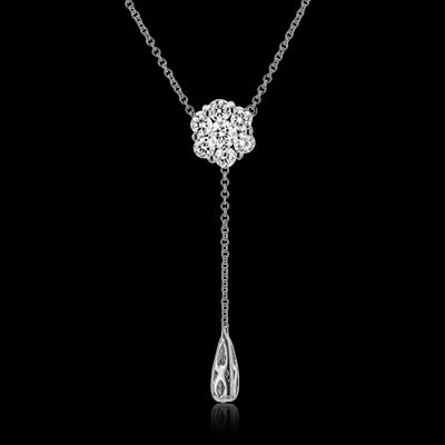 Simon G. Adjustable Lariat Necklace
