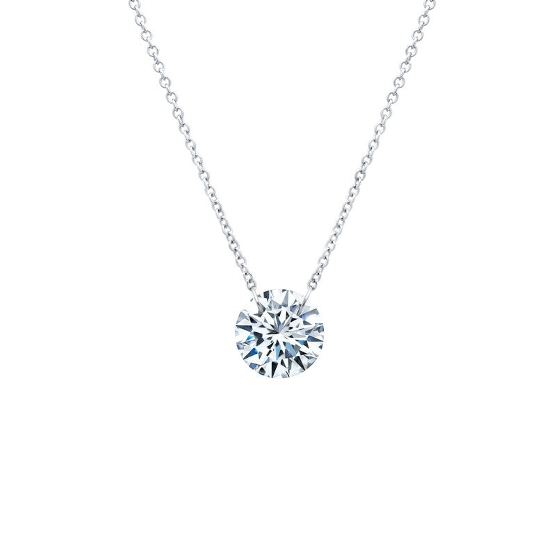 Lafonn Solitaire In Motion Necklace