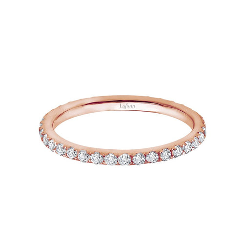 Lafonn Rose Eternity Ring