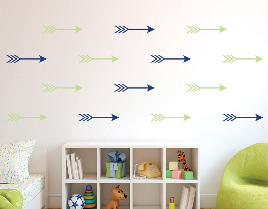 Arrow Wall Decals Set