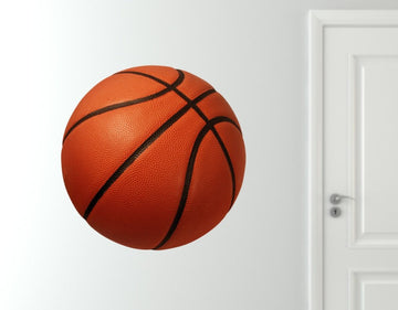Basketball Reusable Wall Decal