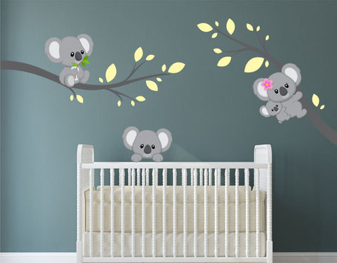 Koala Bear Wall Decal