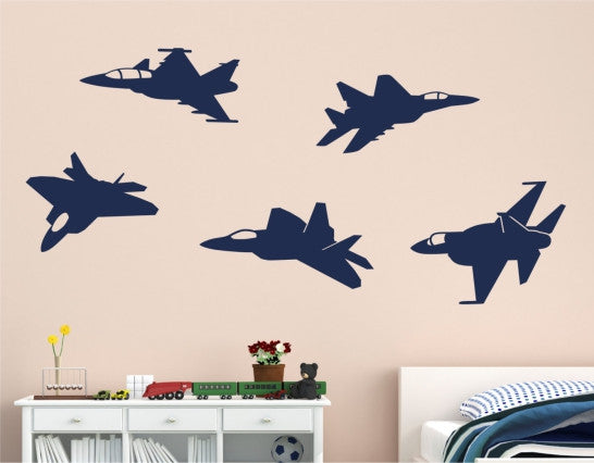 Jets Wall Decal
