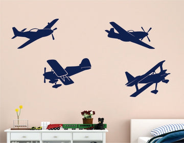 Planes Wall Decal
