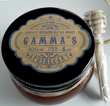 Gamma's CBD Infused Honey 5 oz.
