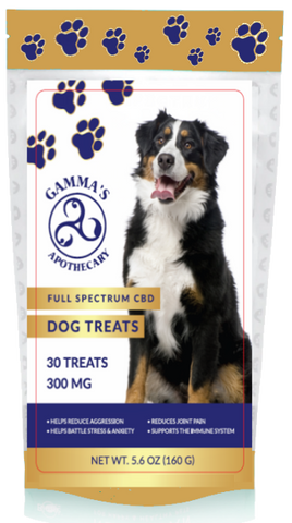 Gamma's Infused Dog Treats