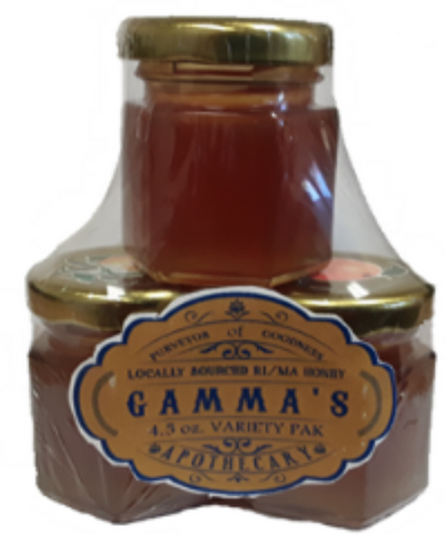 Gamma's CBD Infused Honey Variety Pak