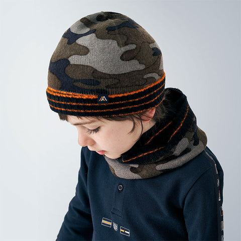 Ensemble tuque et foulard - Mayoral