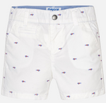 Bermudas imprimé poissons  - Mayoral - Hibox-Mini