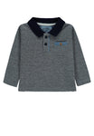 Polo manche longues  - Tom Tailor - Hibox-Mini