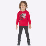 Legging brillant fille - Mayoral