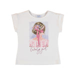 T-shirt fille - Mayoral