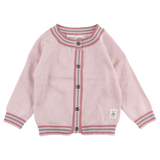 Veste rose et rose - Small Rag - Hibox-Mini