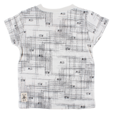 T-shirt bonhommes  - Small Rag - Hibox-Mini
