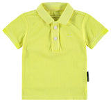 Polo citron lime - Noppies - Hibox-Mini