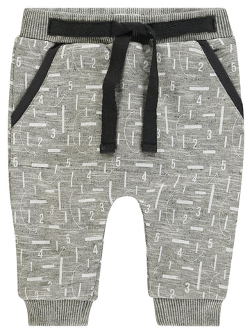 Sweat pants gris numéro  - Noppies