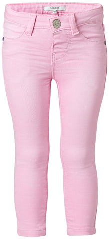 Jeans rose pâle skinny - Noppies - Hibox-Mini
