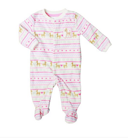 Pyjamas  Bambi en polars - Hibox-Mini