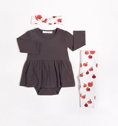 Ensemble bébé fille - First petit lem