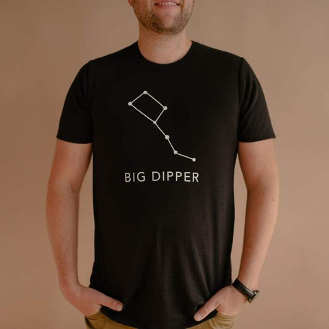 T-shirt Big Dipper  - Little and Lively