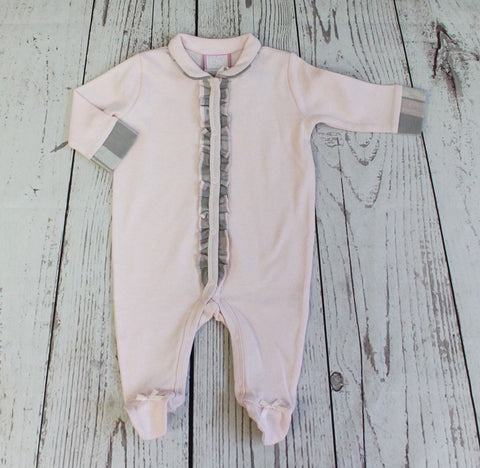 Pyjamas rose avec frange - Hibox-Mini